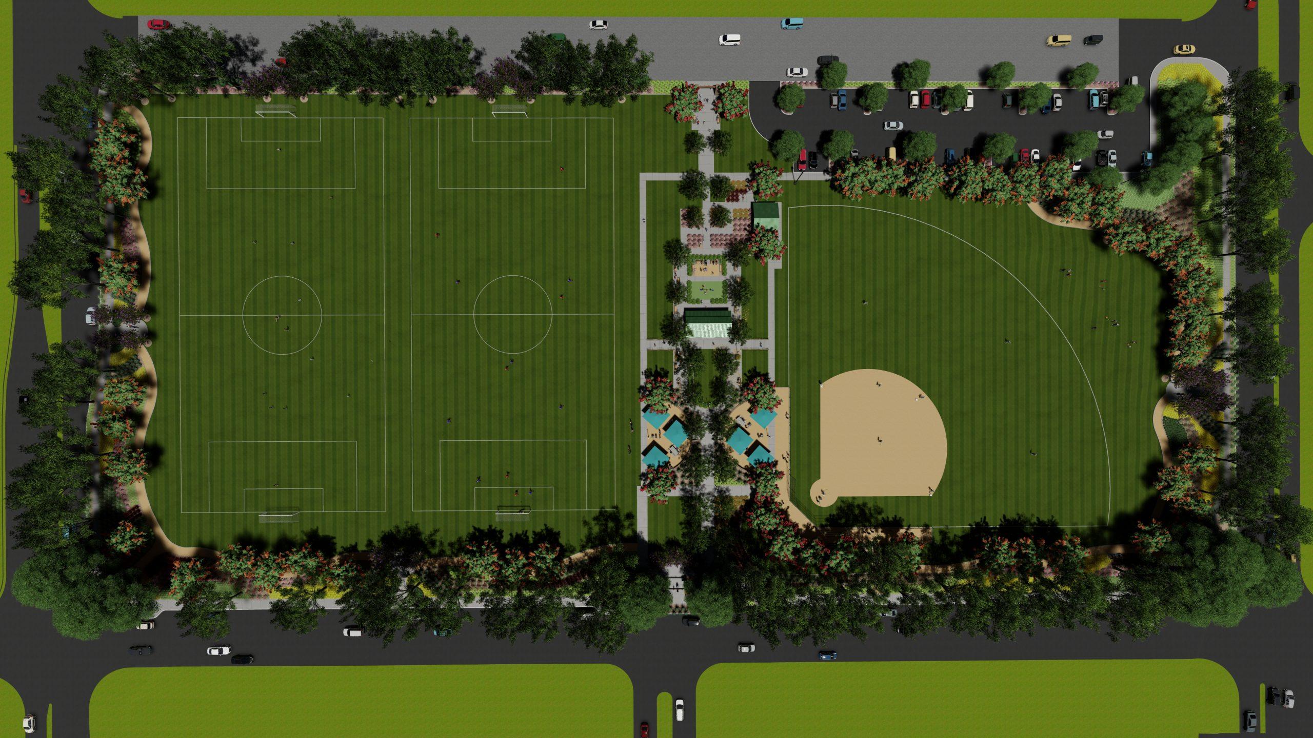 Shafter Community Park - Wynn-Smith Landscape Architecture