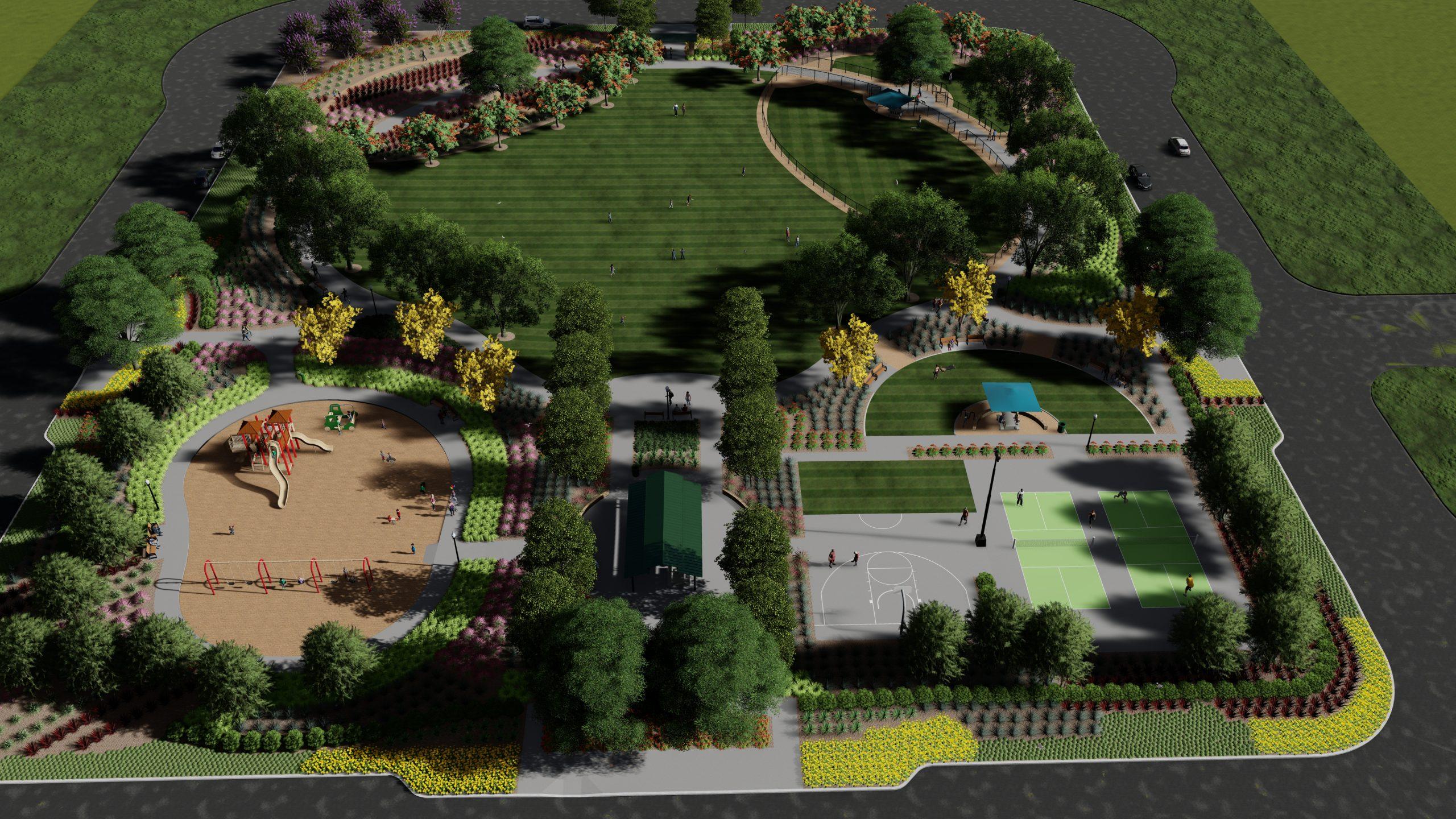 Gossamer Grove Farm Park - Wynn-Smith Landscape Architecture
